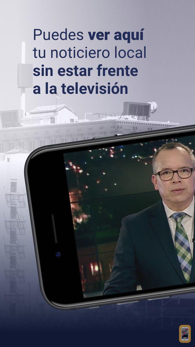 Screenshot - Univision 21 Fresno