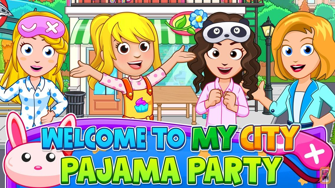 Screenshot - My City : Pajama Party