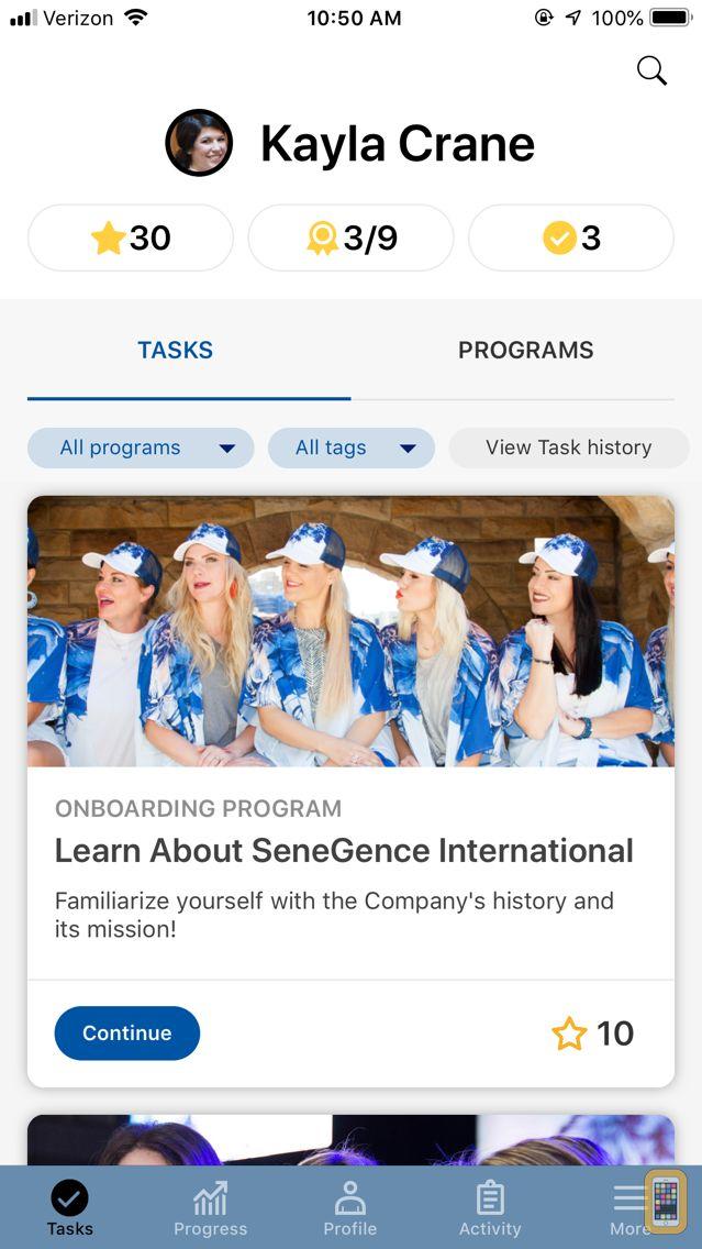 Screenshot - SeneDOTS