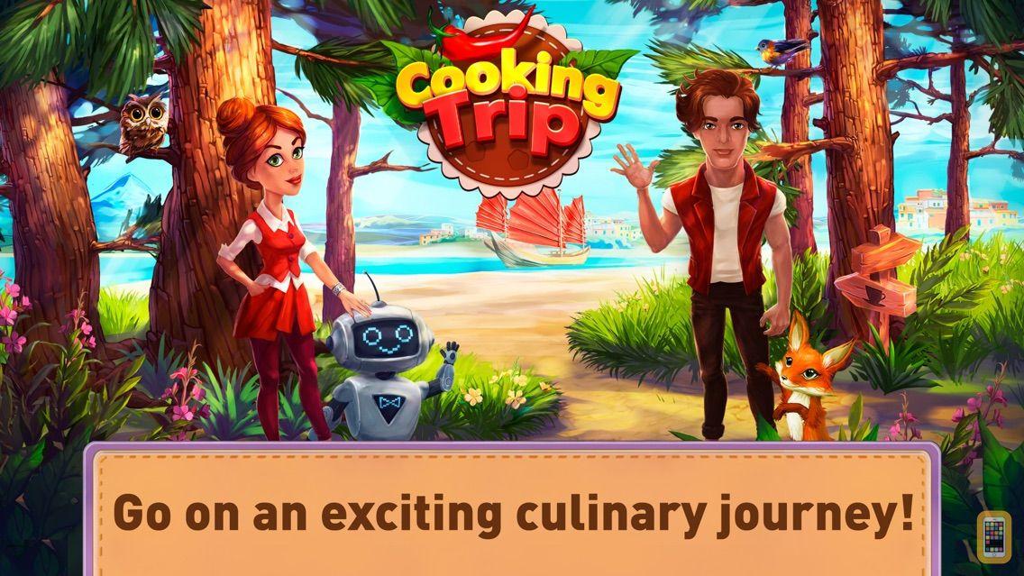 Screenshot - Cooking Trip