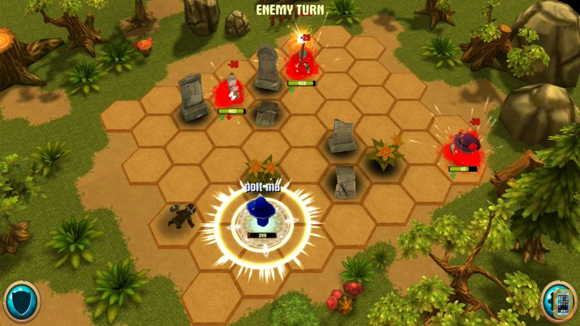 Screenshot - Kings Hero 2: Turn Based RPG