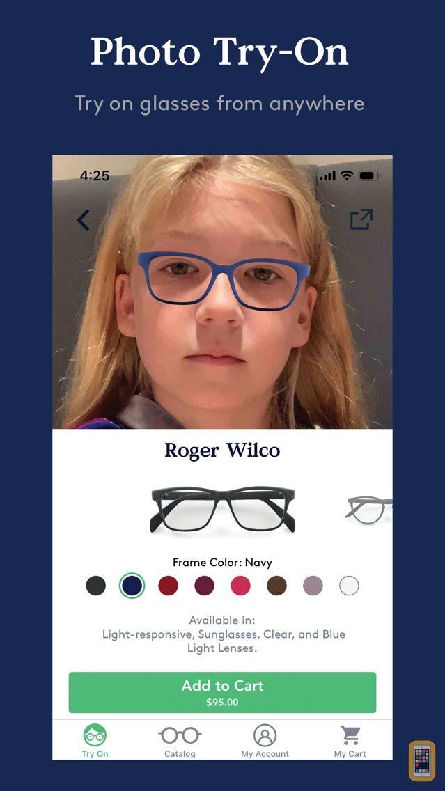 Screenshot - Fitz Glasses
