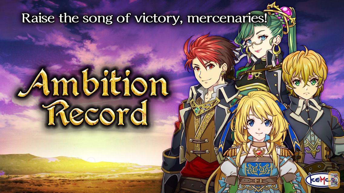 Screenshot - RPG Ambition Record
