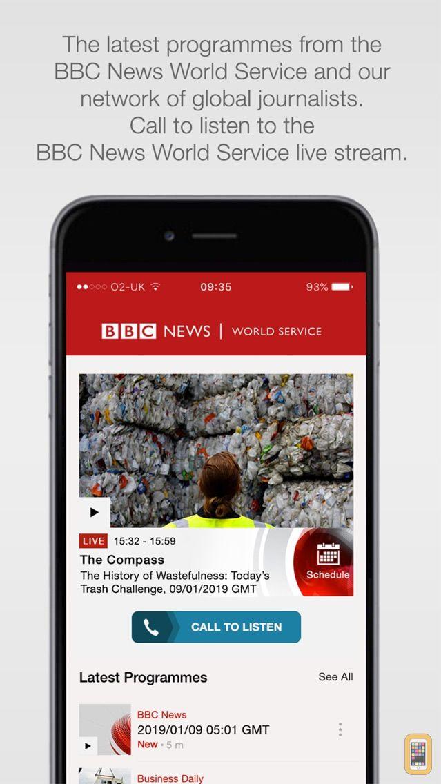 Screenshot - BBC World Service