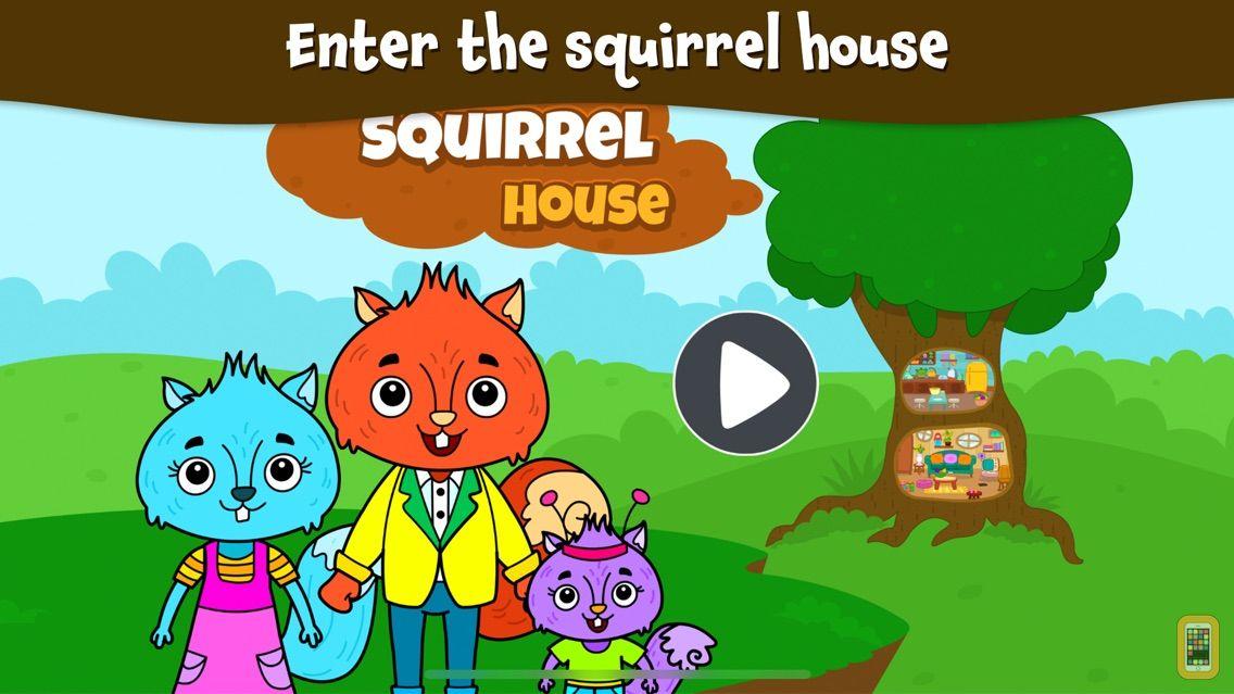 Screenshot - Animal Town: My Squirrel Home