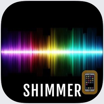 Shimmer AUv3 Audio Plugin by 4Pockets.com (Universal)
