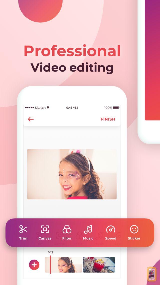Screenshot - Videoder: Perfect Video Editor