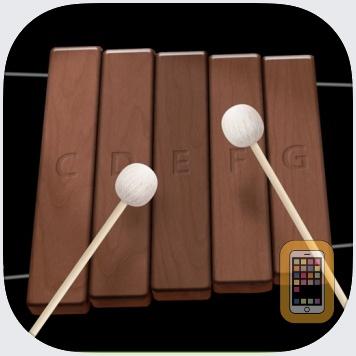 Mini Marimba:Awesome Xylophone by THARTS (Universal)