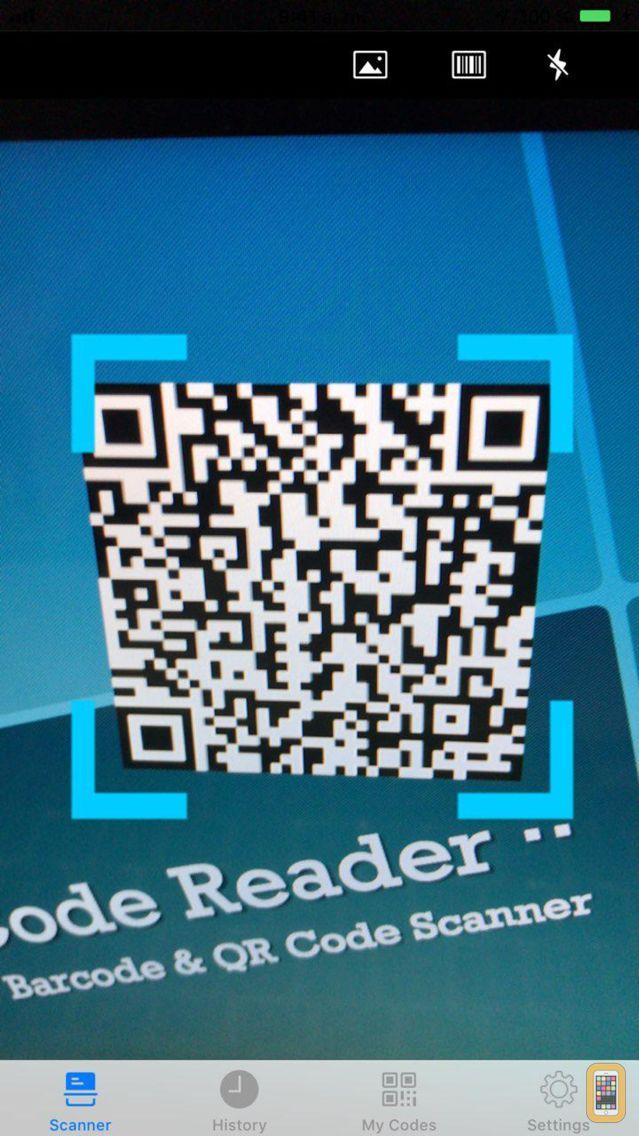 Screenshot - QR Code Reader (Premium)