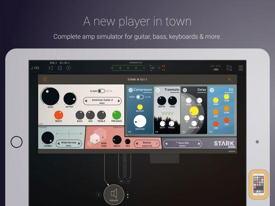Screenshot - STARK Amp Simulator