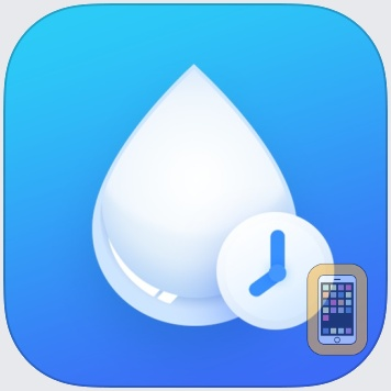Drink Water Reminder, Tracker by Energy Flow (iPhone)
