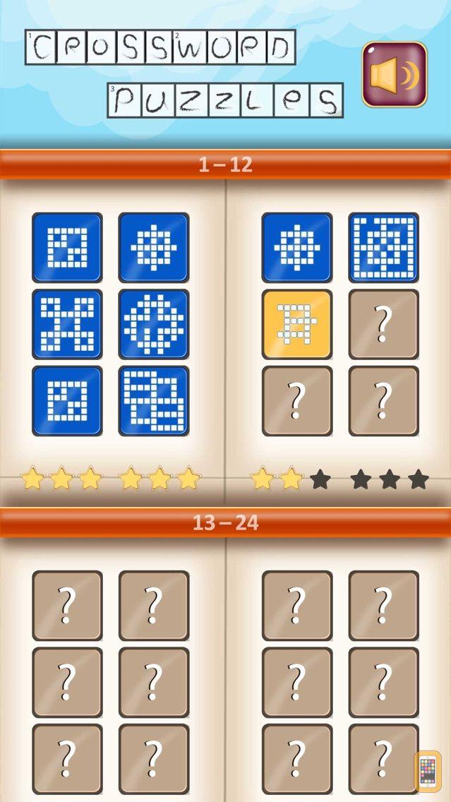 Screenshot - Crossword Puzzles...