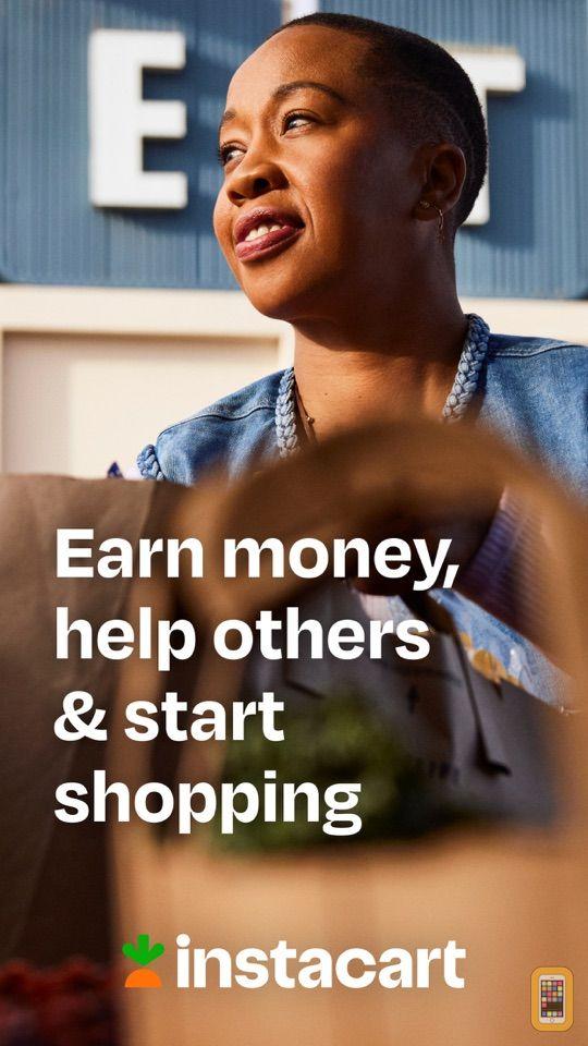 Screenshot - Instacart Shopper: Earn money