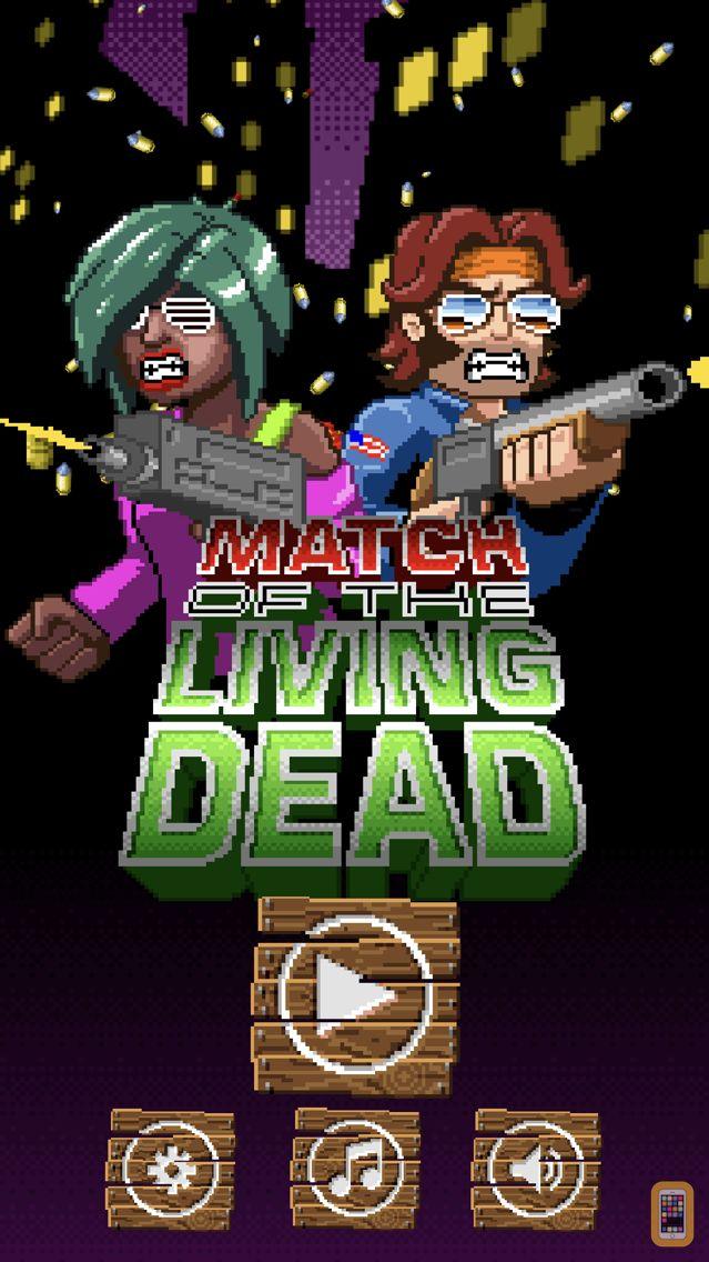 Screenshot - Match of the Living Dead