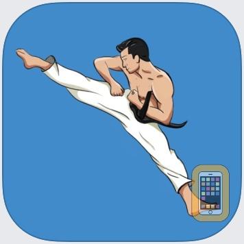 Mastering Taekwondo Training by Khoa Nguyen (Universal)