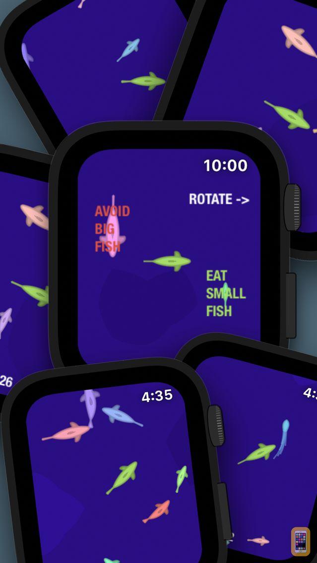 Screenshot - Fish in a Watch