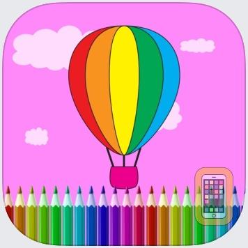 PixelsBook - coloring book by Natalya Petrenko (Universal)