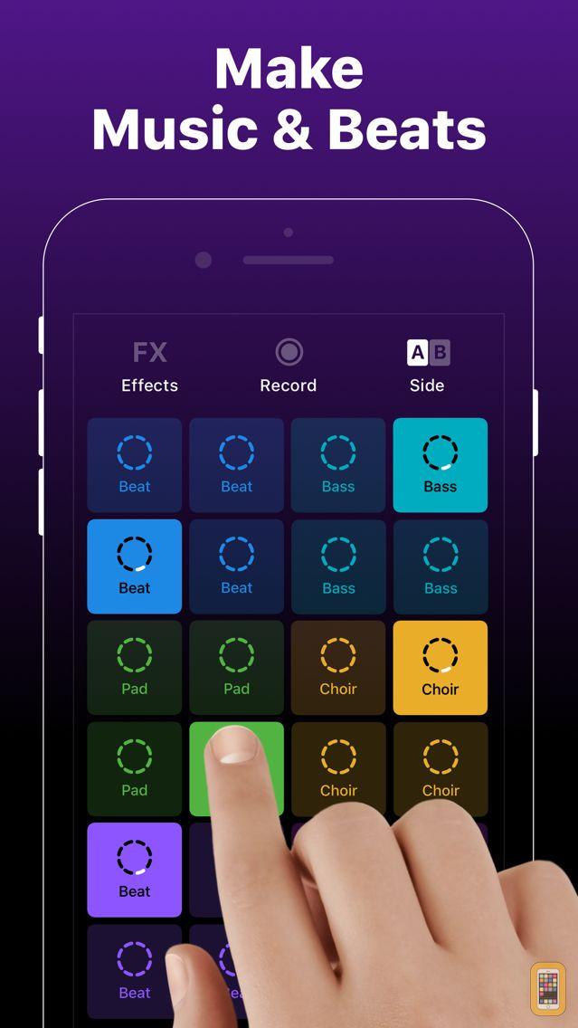 Screenshot - Groovepad - Music & Beat Maker