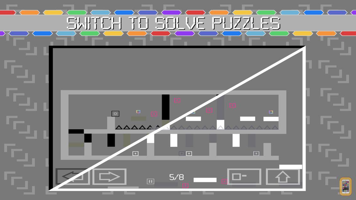 Screenshot - Smash Hue - Puzzle Platformer