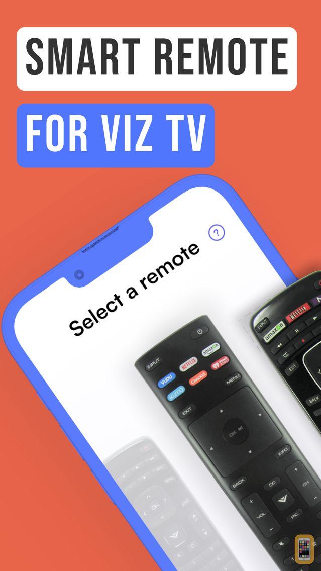 Screenshot - Remote for Vizio