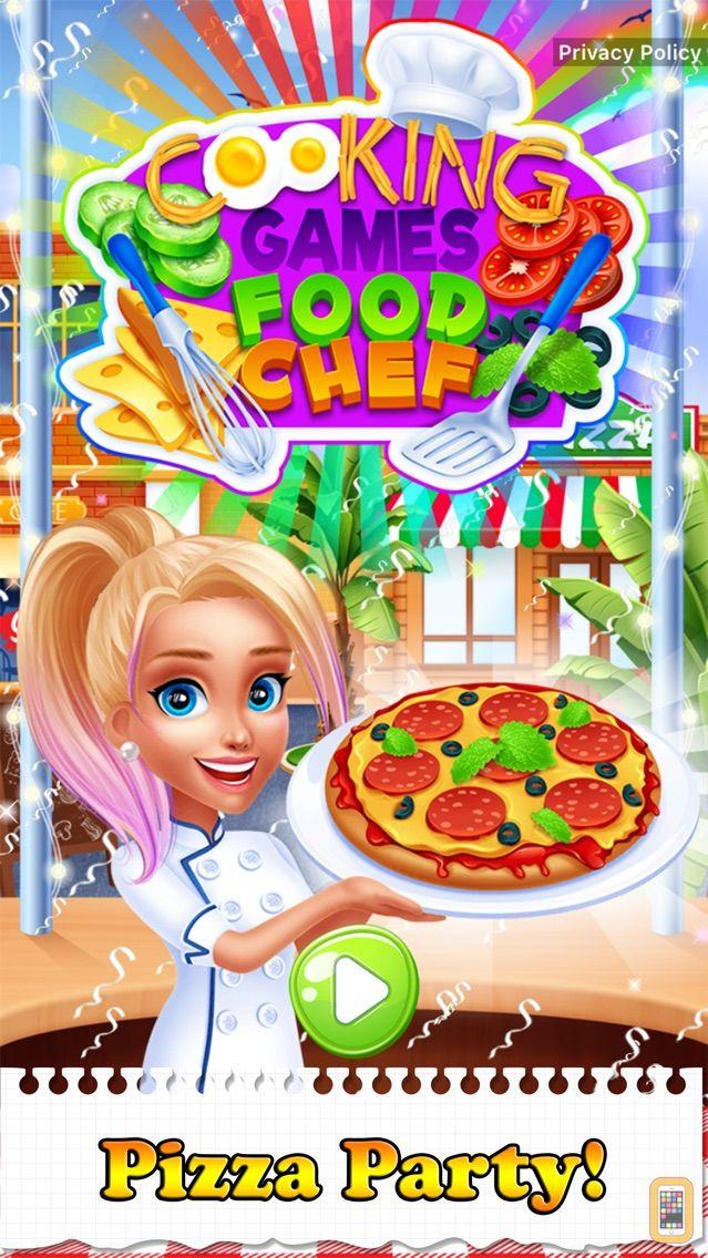 Screenshot - Cooking Town - Salon Games