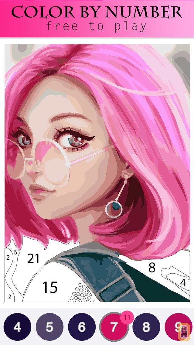 Screenshot - Paint Art : Color Games