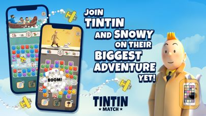 Screenshot - Tintin Match