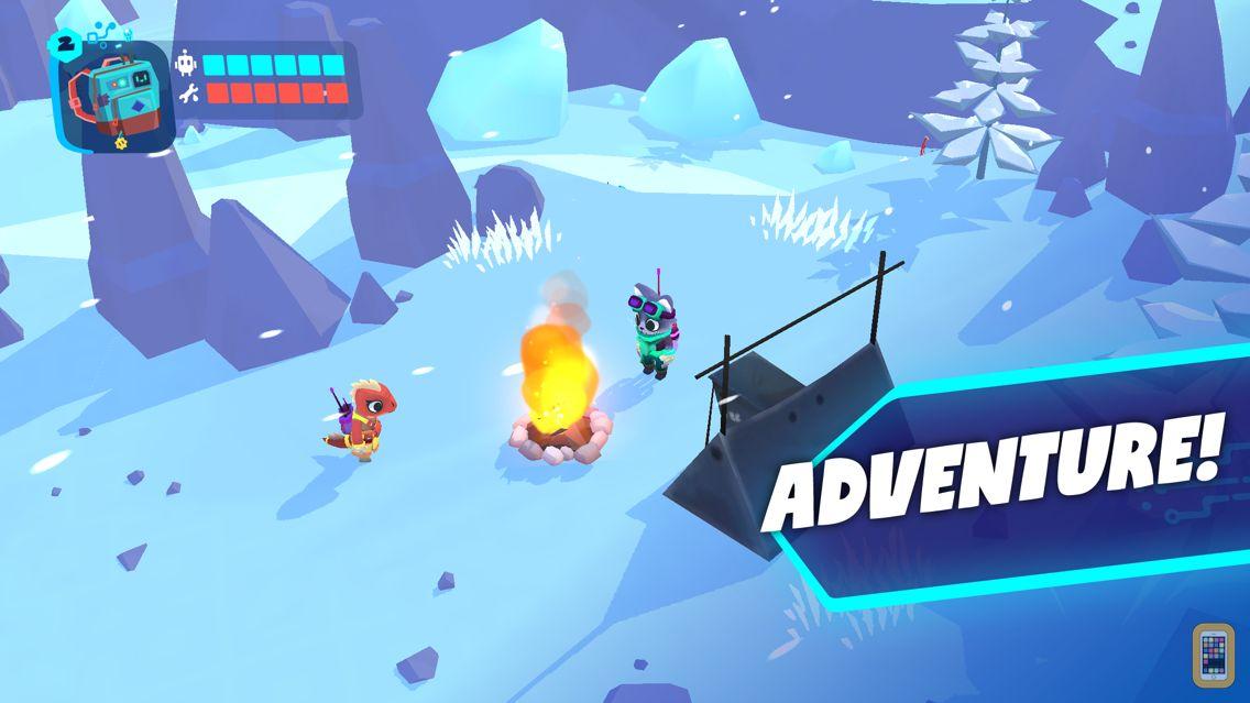 Screenshot - Botworld Adventure
