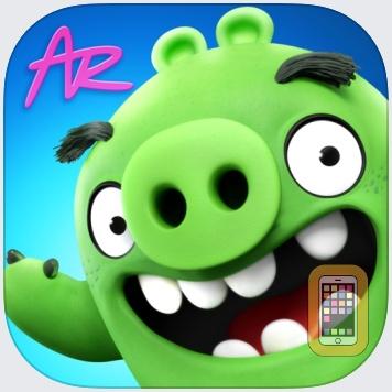 Angry Birds AR: Isle of Pigs by Rovio Entertainment Oyj (Universal)