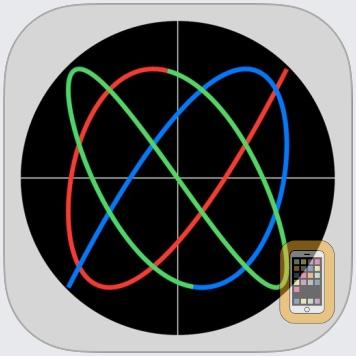 Sound Lissajous Meter by TOON,LLC (iPhone)
