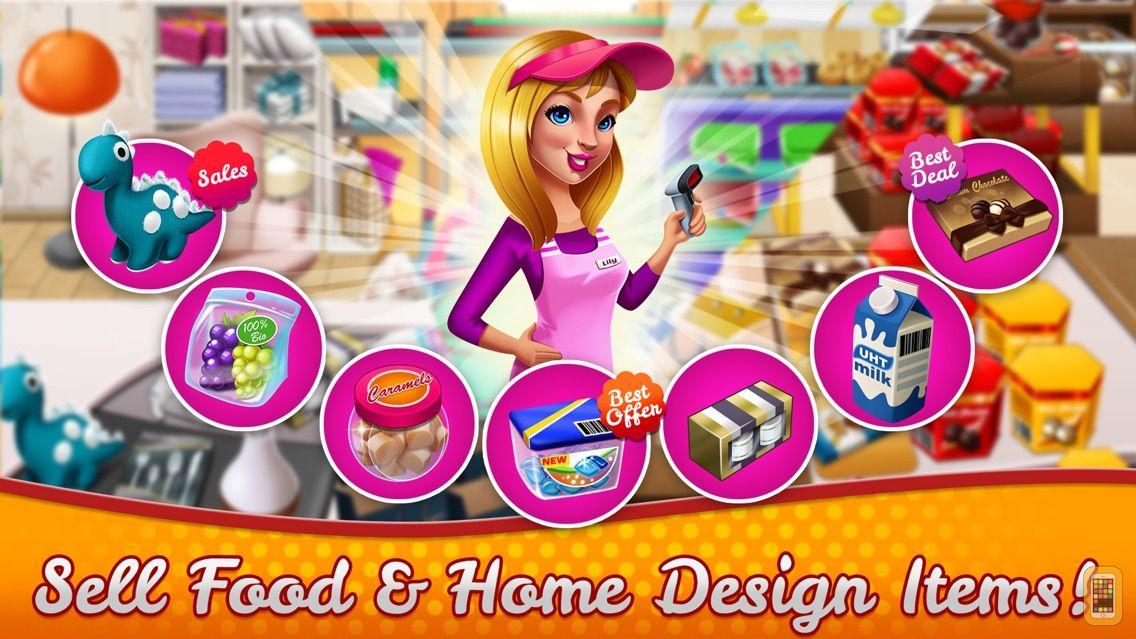 Screenshot - Supermarket Fever - Girls Game