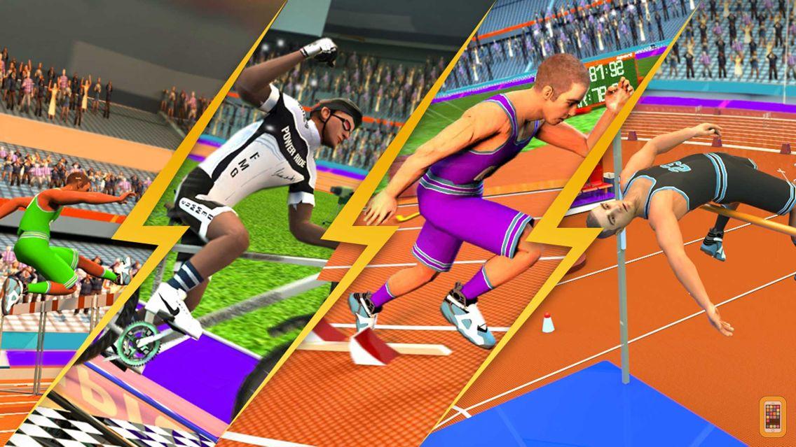 Screenshot - Summer Sports Games: Athletics