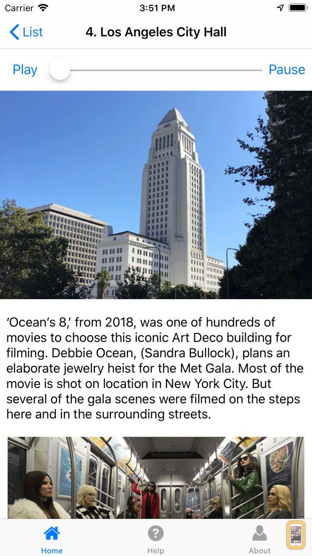 Screenshot - Los Angeles Tour