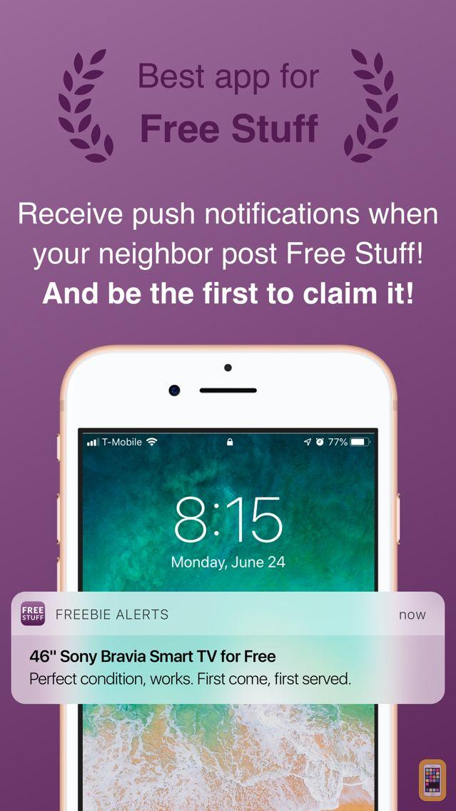 Screenshot - Freebie Alerts: Free Stuff App