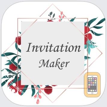 Invitation Maker: Invite Maker by Krupali Gadhiya (Universal)