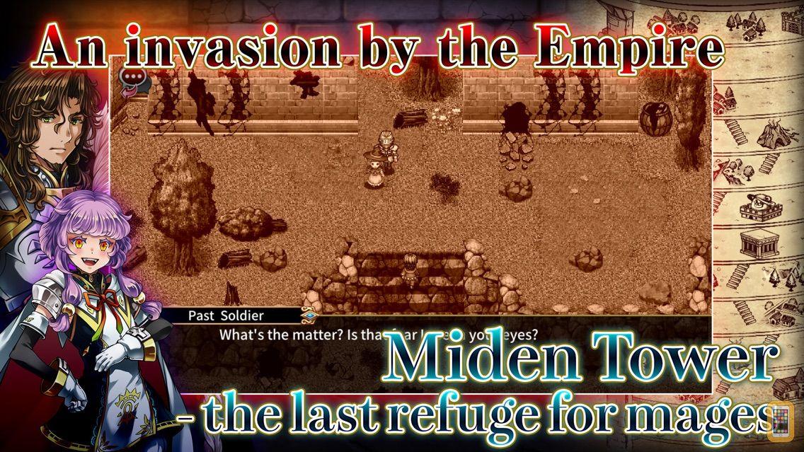 Screenshot - RPG Miden Tower