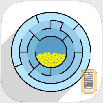 Balls vs Maze by Sam Hardy (Universal)