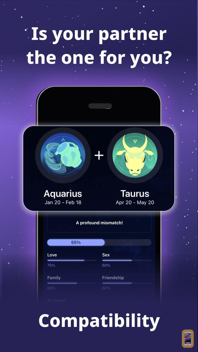 Screenshot - Nebula: Horoscope & Astrology