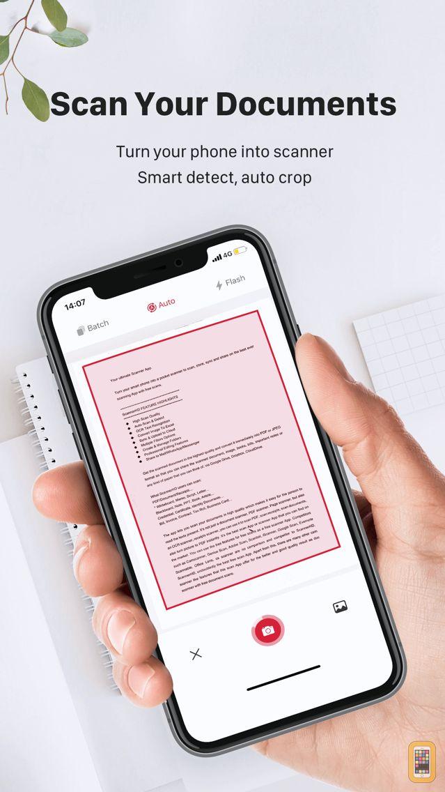 Screenshot - ScannerHD Pro - PDF Scan