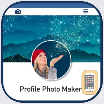 Profile Photo Maker - Frames by Landay Apps (Universal)