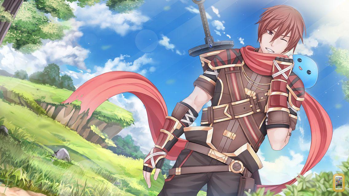 Screenshot - Crystalline Visual Novel