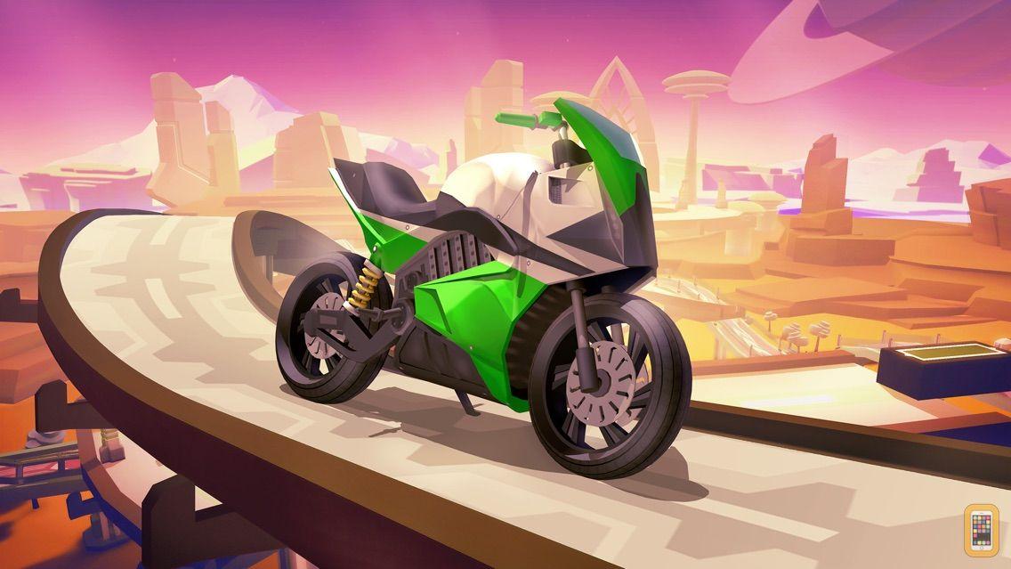 Screenshot - Gravity Rider Zero