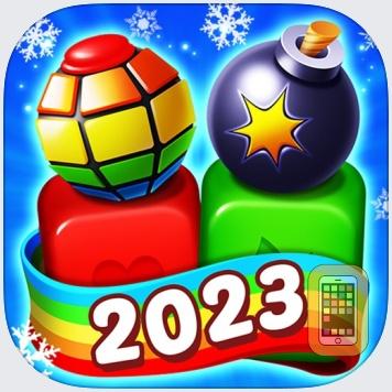 Toy Cubes Pop:Blast Cubes by Peiyi Xu (Universal)