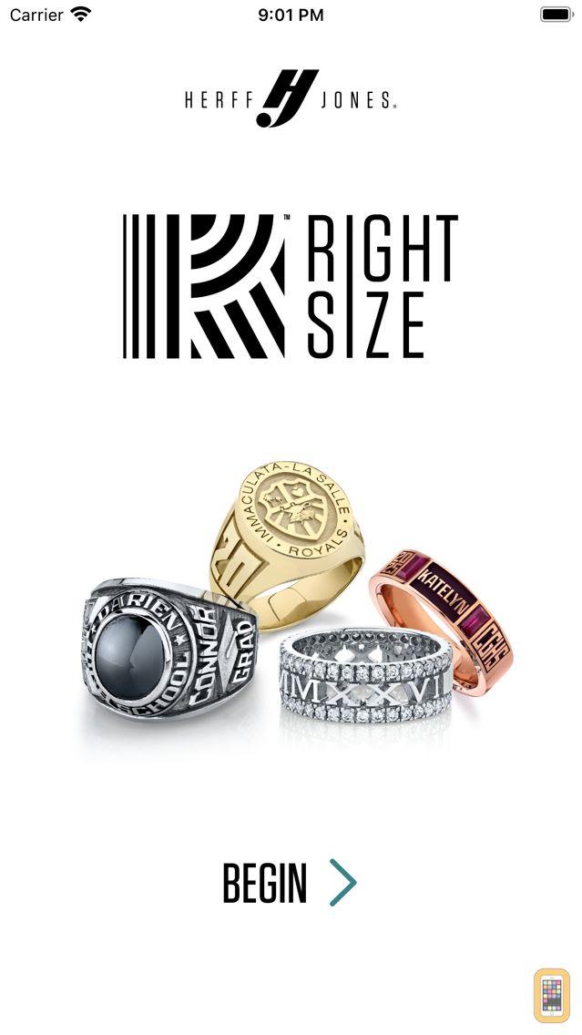 Screenshot - Herff Jones RightSize™