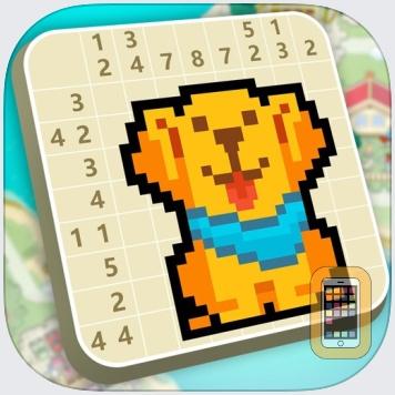 Pixel Cross™-Nonogram by Shenzhen Yunbu Technology Co.,LTD (Universal)
