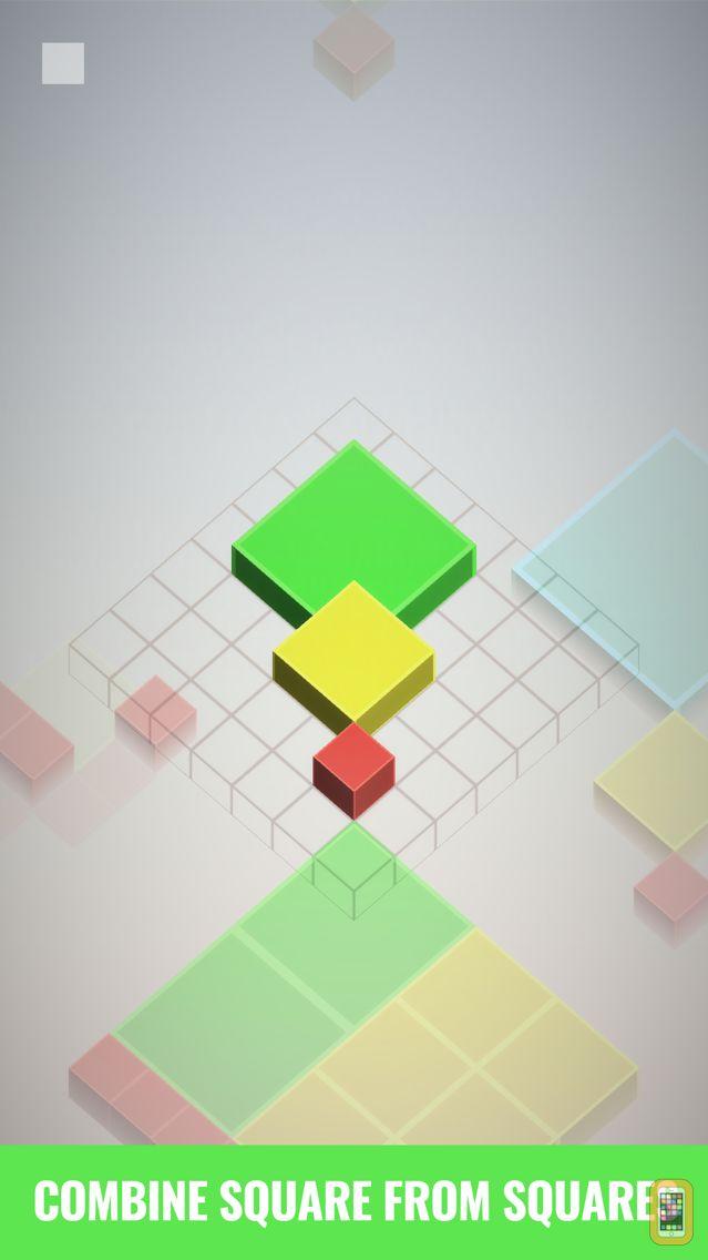 Screenshot - Isometric Squares - puzzle ²
