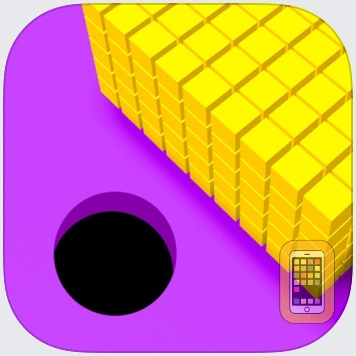 Color Hole 3D by Good Job Games (Universal)