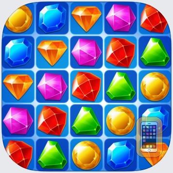 Jewel Adventure - Match 3 Game by Mindgo limited (Universal)