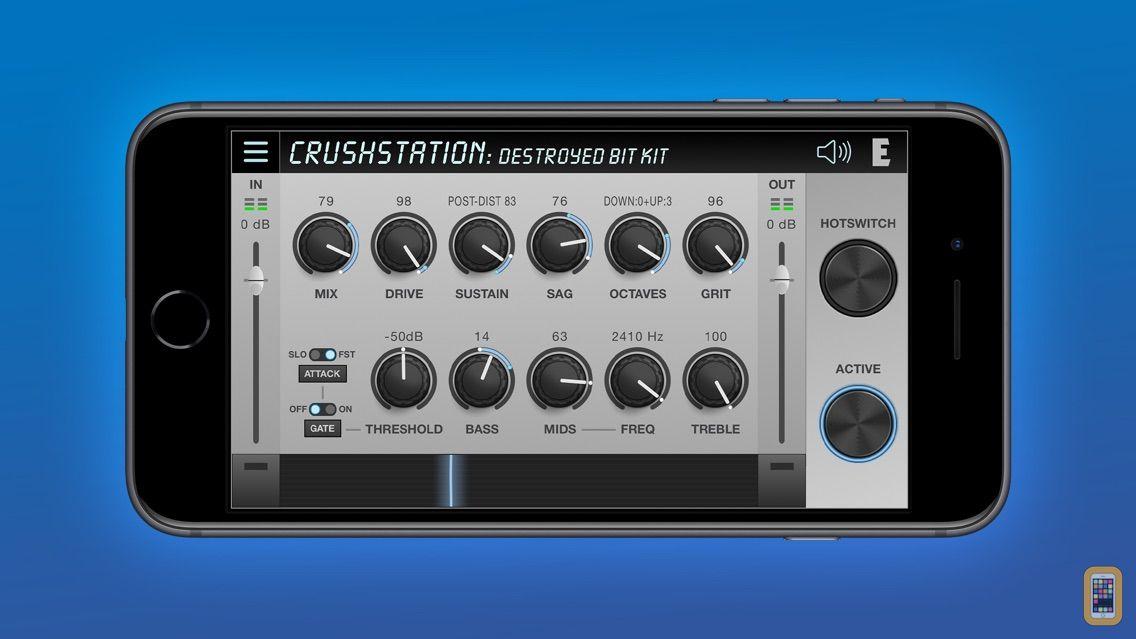 Screenshot - CrushStation