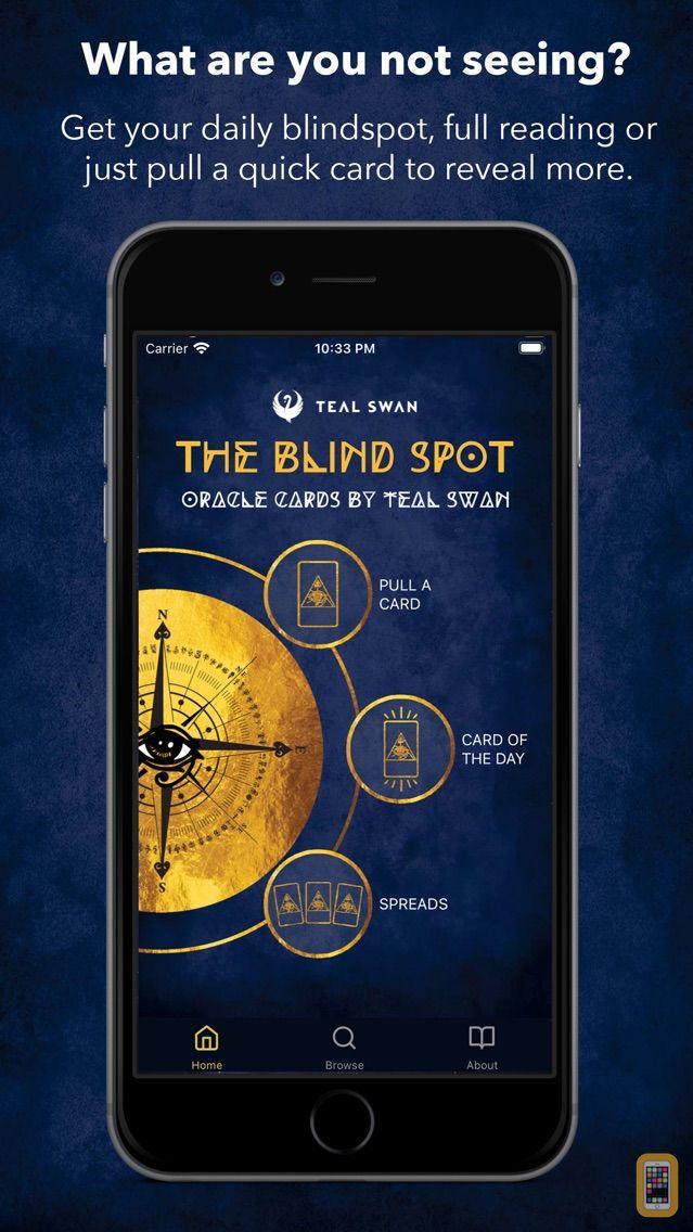 Screenshot - Blind Spot Oracle Cards